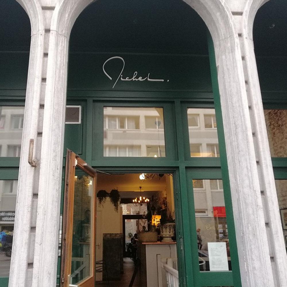 Façade Michel restaurant