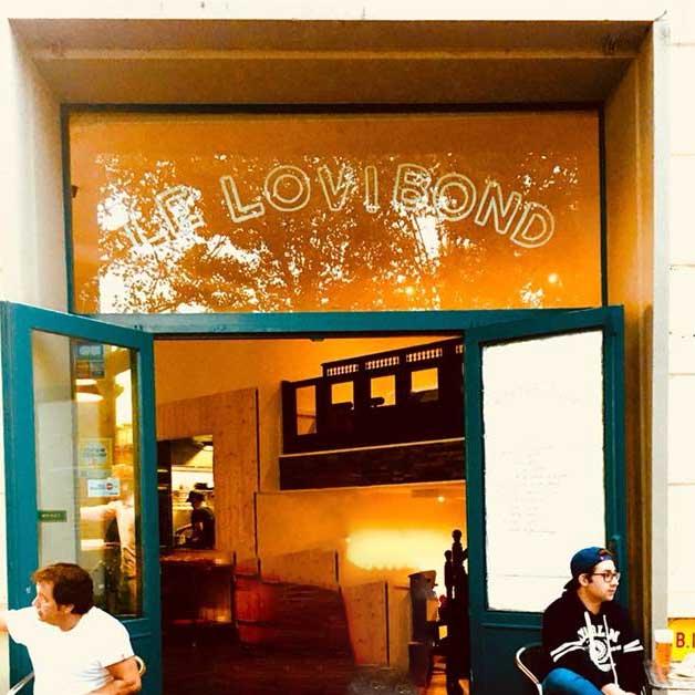 facade du Lovibond