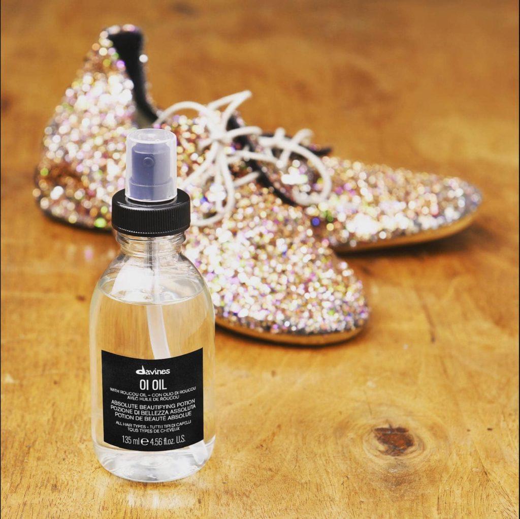 Amagance huile pour cheveux