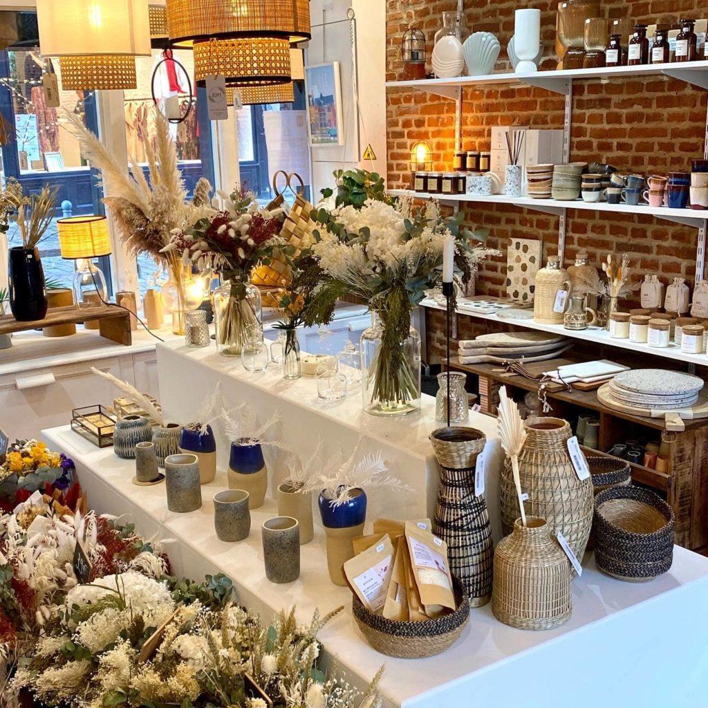 Homy Shop, boutique de décoration