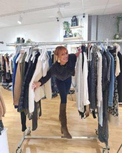 Justine Boutique, prêt à porter féminin
